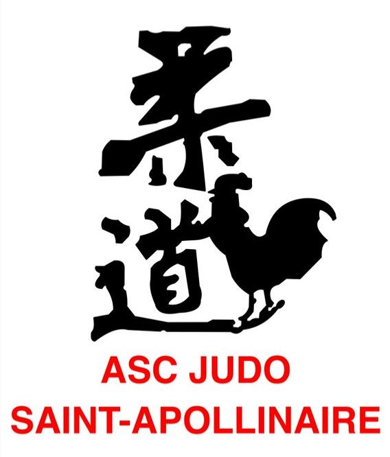Logo ASC JUDO ST APOLLINAIRE