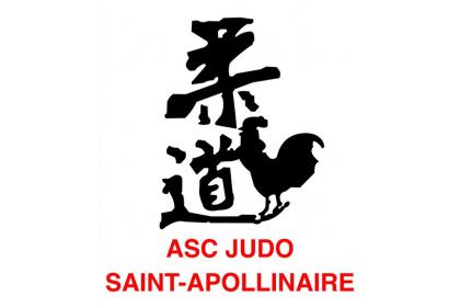 Logo du ASC JUDO ST APOLLINAIRE